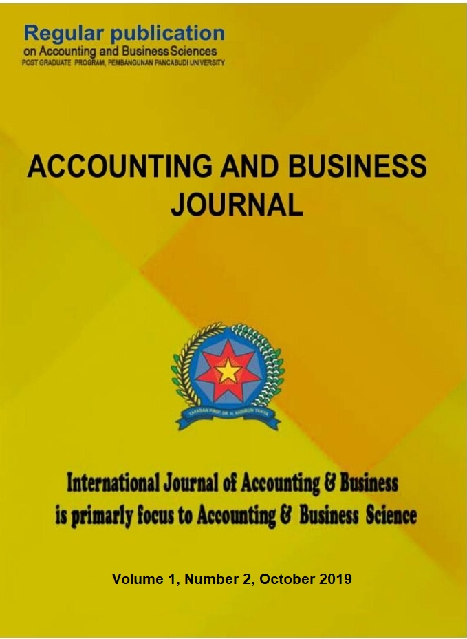 accounting and business journal